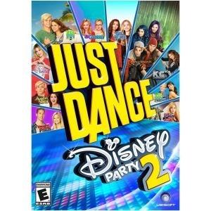UbiSoft Just Dance Disney Party 2 - Wii U Mehrsprachig (300077824) jetztbilligerkaufen