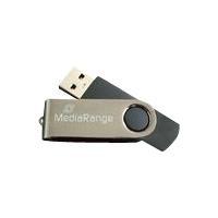 DeLock MediaRange USB Flexi-Drive - USB-Flash-Laufwerk - 8 GB - USB 2.0 (MR908)