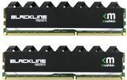 Mushkin Blackline - DDR4 - 16 GB: 2 x 8 GB - DI...