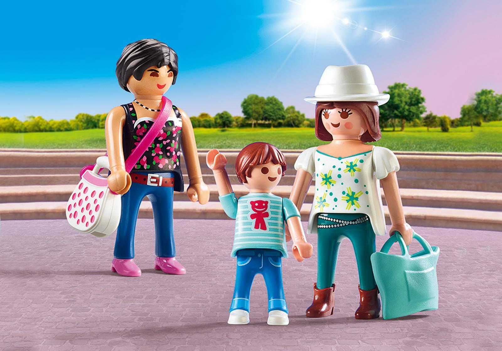 Playmobil City Life Shopping Girls (9405)