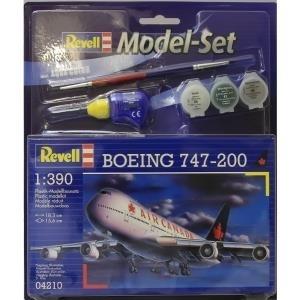 Revell Boeing 747-200 - 1:390 - Montagesatz - F...
