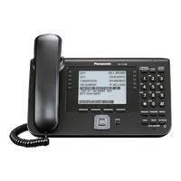 Panasonic KX UT248NE-B - VoIP-Telefon - SIP - 6 Leitungen - Schwarz (KX-UT248NE-B)