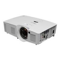 Optoma DLP Beamer W316ST Helligkeit: 3600 lm 1280 x 800 WXGA 20000 : 1 Weiß jetztbilligerkaufen