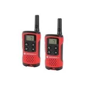 Motorola TLKR T40 - Tragbar - Two-Way Radio - P...