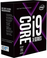 Intel Core i9 9820X X-series - 3.3 GHz - 10 Kerne - 20 Threads - 16.5 MB Cache-Speicher - Box