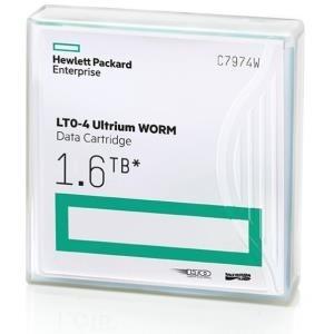 Hewlett Packard Enterprise HPE LTO4 Ultrium 1.6...