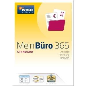 WISO Mein Büro 365 Standard 2017 jetztbilligerkaufen