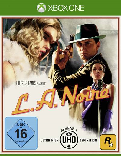 Take-Two Interactive L.A. Noire Xbox One USK: 16 (35971) jetztbilligerkaufen