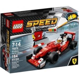 LEGO Speed Champions Scuderia Ferrari SF16-H 18...