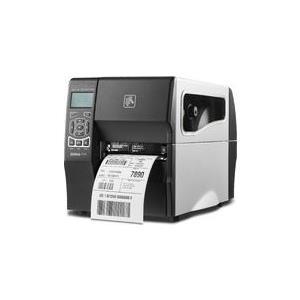 Zebra ZT200 Series ZT230 - Etikettendrucker - monochrom - Thermal Transfer - Rolle (11,4 cm) - 203 dpi - bis zu 152 mm/Sek. - USB, LAN, seriell (ZT23042-T0E200FZ)