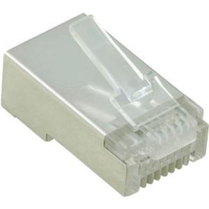 VALUE - Netzwerkanschluss - RJ-45 (M) - STP - CAT 5e (Packung mit 10) (21.99.3061)