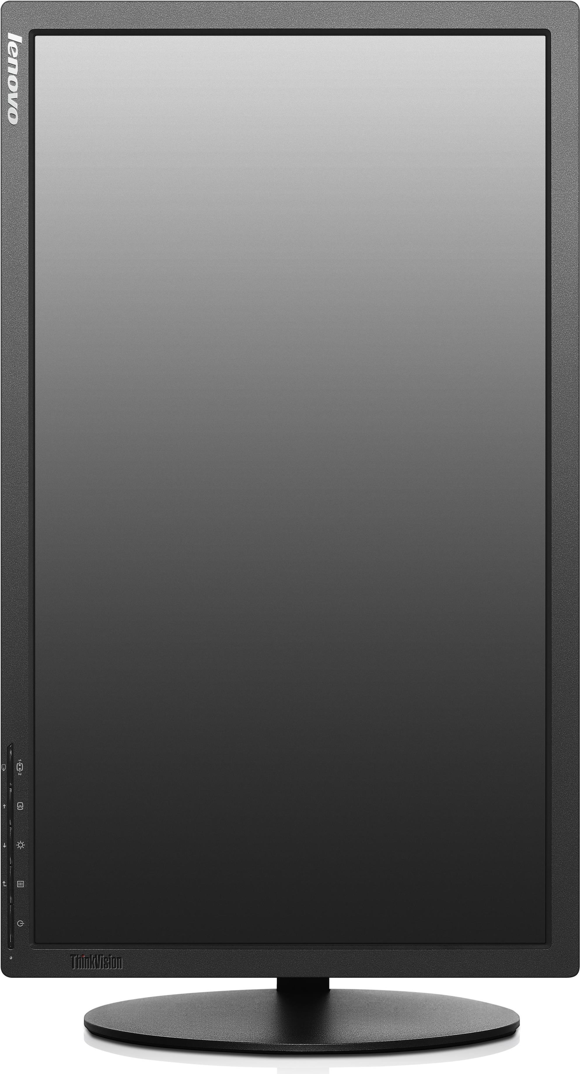 Lenovo ThinkVision T2254p - LED-Monitor - 55.9 cm (22) (22 sichtbar) - 1680 x 1050 - TN - 250 cd/m² - 1000:1 - 5 ms - HDMI, VGA, DisplayPort - Raven Black