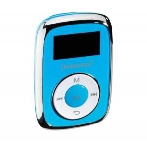 CD, MP3 Player - Intenso Music Mover Digital Player 8GB Blau (3614564)  - Onlineshop JACOB Elektronik