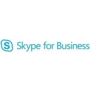 Microsoft Skype for Business 2016 - Lizenz - MO...