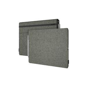 Incipio Esquire Series CARNABY FOLIO - Flip-Hülle für Tablet - Oliv - für Microsoft Surface Pro (Mitte 2017)