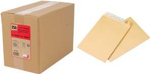 GPV Versandtaschen, C5, 162 x 229 mm, ohne Fenster Gewicht: 130 g, selbstklebend, mit Silikonstreifen, - 1 Stück (4192)