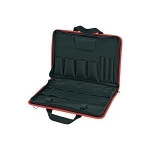 Knipex Werkzeugtasche leer 00 21 11 LE Abmessungen: (B x H x T) 410 x 60 x 290 mm Polyester (00 21 11 LE)