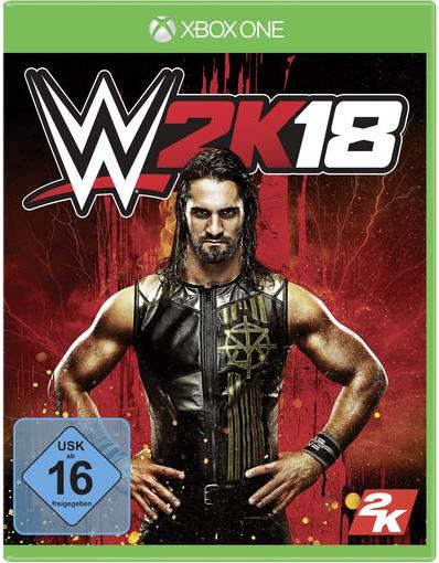 WWE 2K18 DayOne Edition Xbox One - Konsolen-Spiele (35939) jetztbilligerkaufen