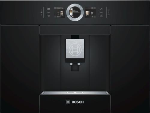 Kaffee, Tee - Bosch CTL636EB6 Kaffeemaschine Eingebaut Espressomaschine Schwarz 2,4 l Vollautomatisch (CTL636EB6)  - Onlineshop JACOB Elektronik