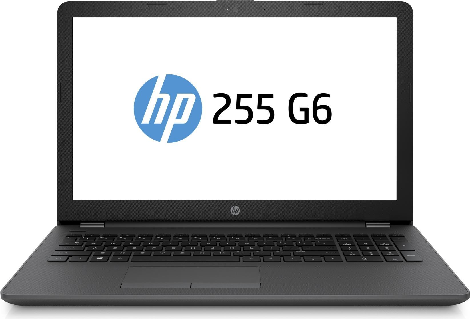 Notebooks, Laptops - HP 255 G6 1.5GHz E2 9000e 15.6' 1366 x 768Pixel Schwarz Notebook (3GJ25ES)  - Onlineshop JACOB Elektronik