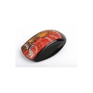 ModeCom MC-619 ART SCOOBY - Maus optisch drahtlos kabelloser Empfänger (USB) jetztbilligerkaufen
