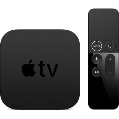 Apple TV 4K Gen. 5 Digitaler Multimedia-Receiver (MQD22FD/A) (Bild #2)