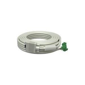 Vision Techconnect - VGA-Kabel ohne Stecker HD-15 (M) 20,0m geformt beige (TC2 20MVGA) jetztbilligerkaufen