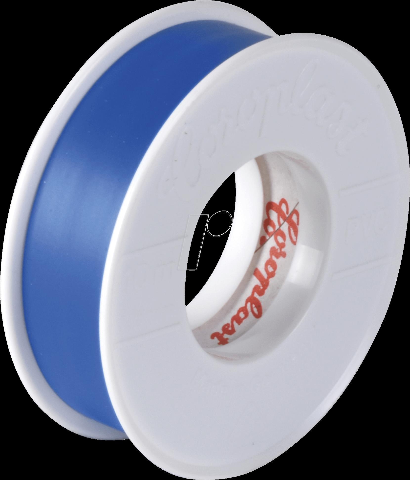 Isolierband blau B.15mm L.10m säurebeständig COROPLAST