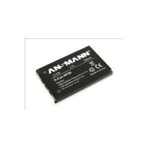 ANSMANN A-Cas NP 20 - Kamerabatterie Li-Ion - f...