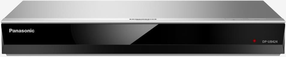 Panasonic DP-UB424 3D Blu-ray-Disk-Player (DP-UB424EGS) (Bild #2)