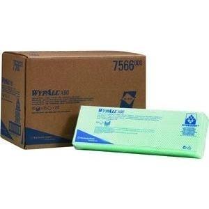 WYPALL* Wischtuch X80, HYDROKNIT, 42x35cm, grün 25 Stück (7566) jetztbilligerkaufen