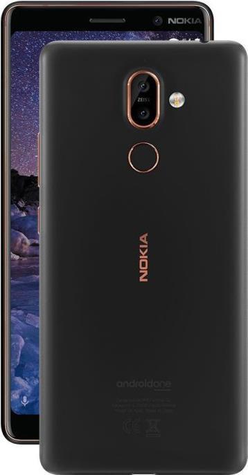 Nokia 7 plus - Smartphone - Dual-SIM - 4G LTE -...