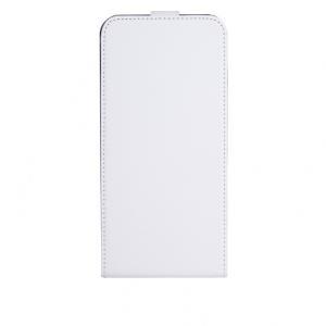 xqisit Flipcover Carbon - Flip-Hülle für Mobiltelefon - Schwarz - für Apple iPhone 6 Plus (18068)
