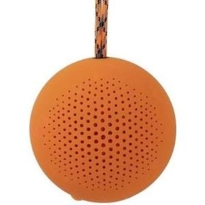 Lautsprecher - Boompods Bluetooth® Lautsprecher Rokpod Freisprechfunktion, Outdoor, Schockresistent, Wasserfest, stoßfest Orange (ROKORA)  - Onlineshop JACOB Elektronik