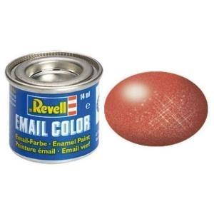 Revell Bronze - metallic 14 ml-Dose Farbe Kunstharz Emaillelackierung Zinn (32195)