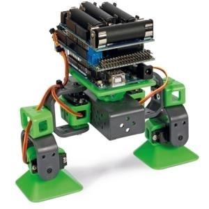 Velleman Roboter Bausatz ALLBOT® mit zwei Beine...