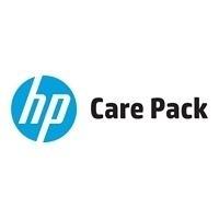 Hewlett-Packard Electronic HP Care Pack 4-hour 24x7 Proactive Service - Serviceerweiterung Arbeitszeit und Ersatzteile 4 Jahre Vor-Ort Reaktionszeit: Std. für 6Gb SAS BL Switch, StorageWorks 3Gb Switch (U4C06E) - broschei