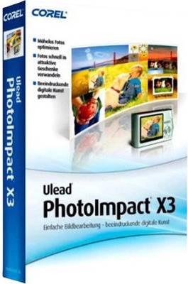 Corel PaintShop Photo Pro X3 - Deutsch - Disk Kit - PC - 3000 MB - 1024 MB - 1.5 GHz ()