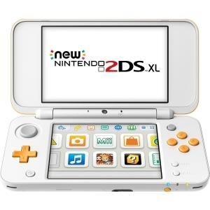 New Nintendo 2DS XL - Handheld-Spielkonsole - w...