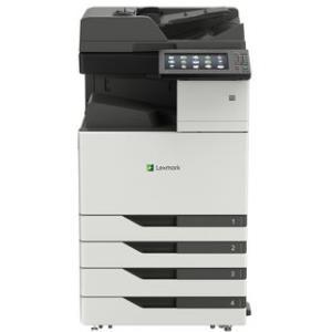 Drucker, Scanner - Lexmark CX923DTE Multifunktionsdrucker Farbe Laser 297 x 432 mm (Original) Tabloid Extra (305 x 457 mm), SRA3 (320 x 450 mm) (Medien) bis zu 55 Seiten Min. (Kopieren) bis zu 55 Seiten Min. (Drucken) 2150 Blatt 33.6 Kbps USB 2.0,  - Onlineshop JACOB Elektronik