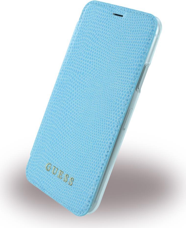 Python - Kunstleder Book Cover - Apple iPhone X...