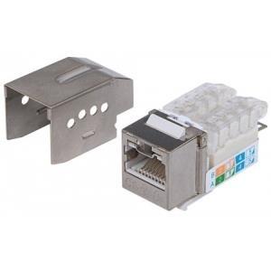 Intellinet Locking - Keystone Jack - Metallic -...