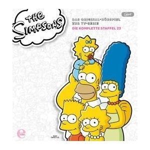 Edelkids Simpsons,Die-Die Komplette Staffel 23 ...