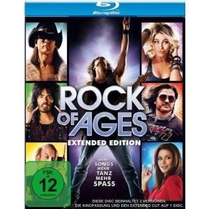 Warner Home Video Rock of Ages Blu-ray 2D Deuts...