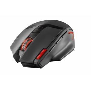 Gamingzubehör - Trust GXT 130 Maus optisch 9 Tasten drahtlos kabelloser Empfänger (USB) (20687)  - Onlineshop JACOB Elektronik