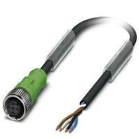 Phoenix Contact Sensor-/Aktor-Steckverbinder, konfektioniert M12 Buchse, gerade 2m Polzahl (RJ): 4 1 jetztbilligerkaufen
