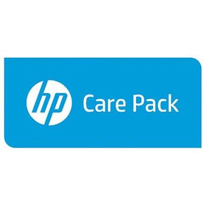 Hewlett-Packard Electronic HP Care Pack 6-Hour Call-To-Repair Proactive Care Advanced Service with Defective Media Retention (U5EL7E) (Bild #2)