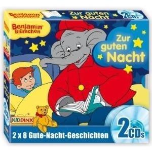 Kiddinx Benjamin Blümchen GNG 2er Box (Folge 8 ...