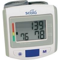 Xavax Scala SC 7100 Weiß/Blau Blutdruckmessgerät (00113903)