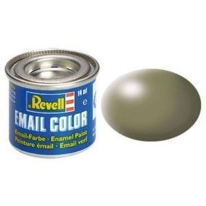 Revell Schilfgrün - seidenmatt RAL 6013 14 ml-Dose Farbe Grün Kunstharz Emaillelackierung Zinn (32362)